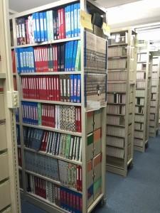 160210ライトハウス寄贈式7 図書室