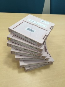 160210ライトハウス寄贈式5 録音図書