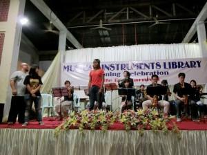 180512ミャンマー楽器の図書館 コンサート