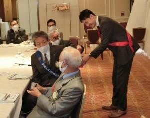 201104ポリオ募金 大平様CIMG8220