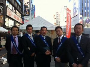 121027東日本震災支援とんぼりチャリティー